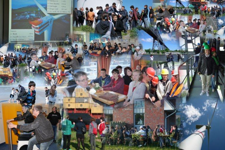 Collage 5 Projekttreffen