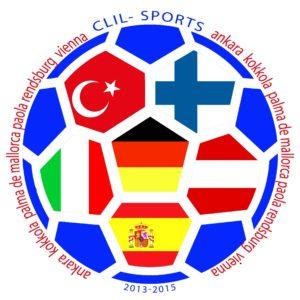 Logo CLIL sports hp
