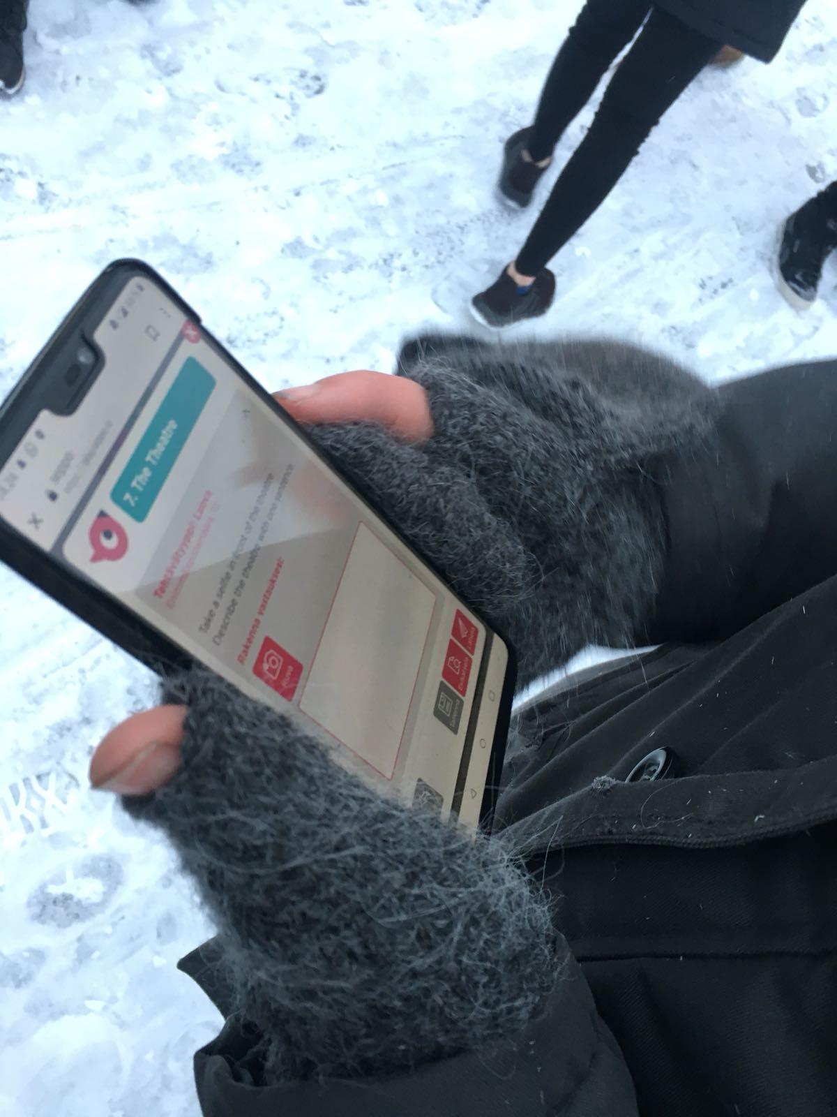 Seppo mobile app
